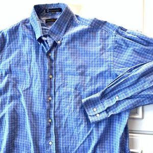 Men's Tommy Hilfiger Dress shirt Large 16.5